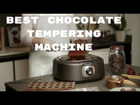 Best Chocolate Tempering Machine For Sale - Chocolate Melting Machines