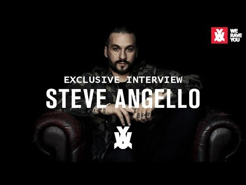 Steve Angello talks HUMAN album release, Size In The Park 2018 and Personal Life