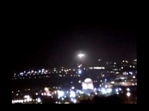 Why the UFO Over Jerusalem in 2011 is Real