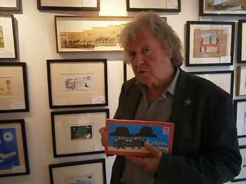 Letters To Klaus, Summer Exhibition 2013 - with introduction by David McKee