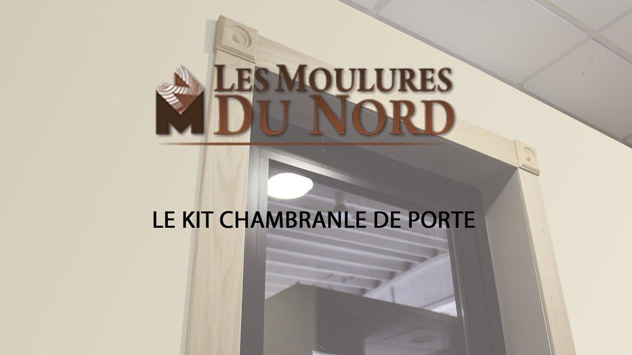 Kit chambranle youtube for Chambranle de la porte