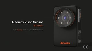 Autonics : Vision Sensors VG Series