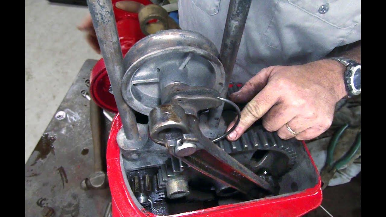 Vintage Aermotor Windmill Restoration Ep 4 Youtube