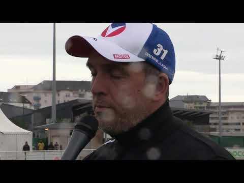 Richard Déziré avant US Saint-Malo - LE MANS FC