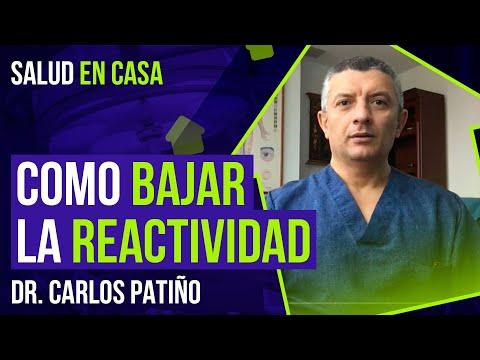 Como bajar la reactividad, Dr Carlos Patiño - Nos Cogió La Noche