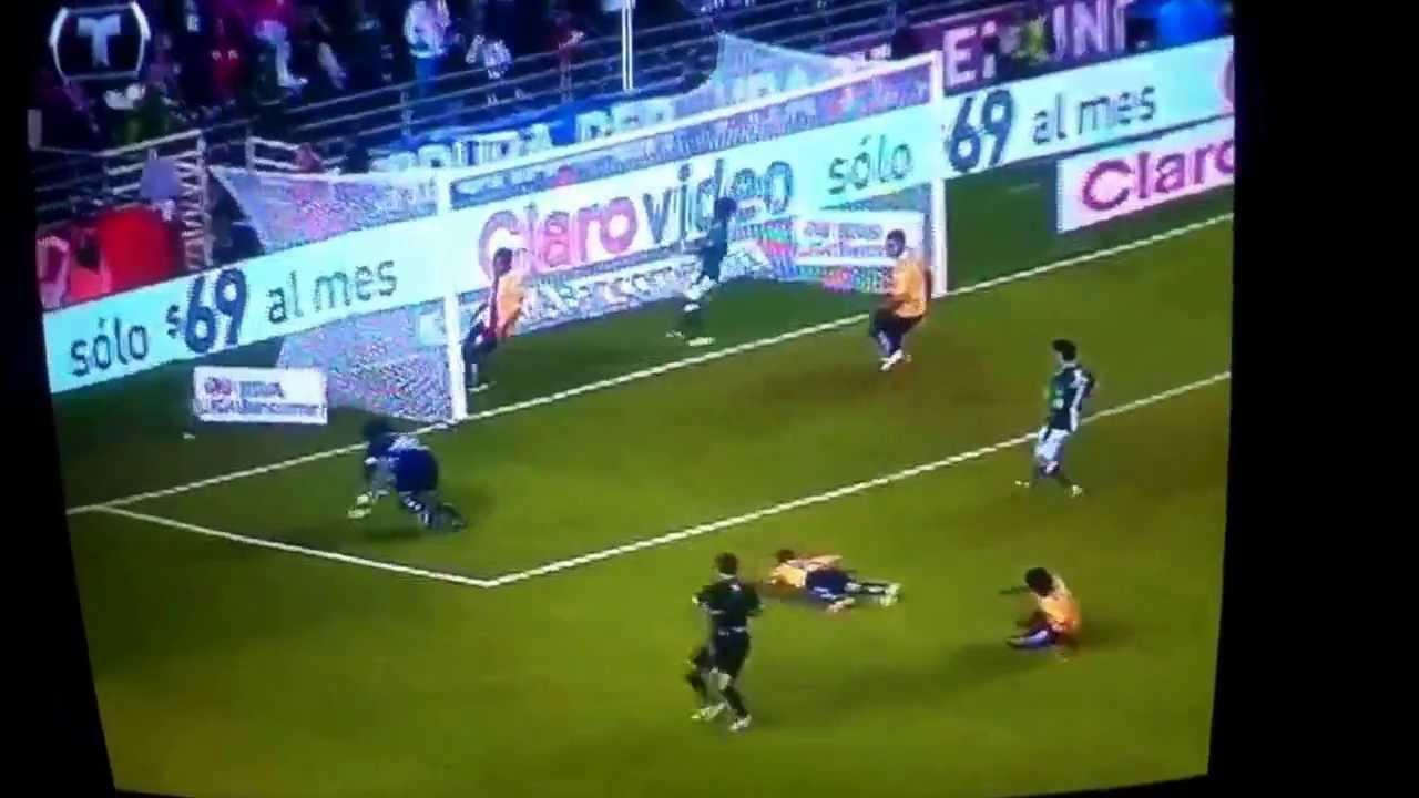 Leon Vs Morelia 2013 Liguilla 2nd Leg 4 0 First 2 Goals
