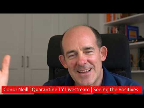 Conor Neill | Leading Myself and Others | Quaranstream Livestream #4