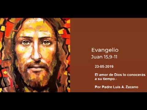 Evangelio del Día Jueves 23 de Mayo - Lectura y Salmo del Dia