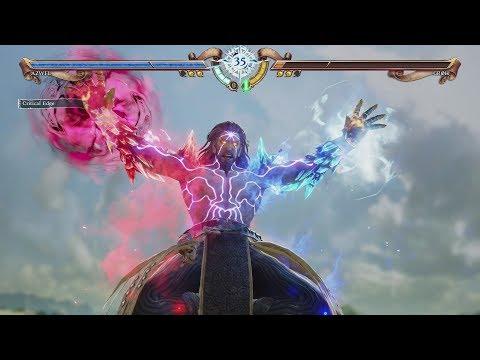 Soul Calibur VI - All Critical Edge Finishers! (100% Complete)