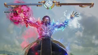 Soul Calibur VI - All Critical Edge Finishers! (100% Complete)