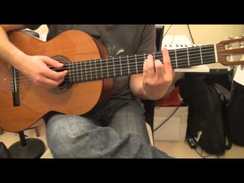 How To Play 4AM - Melanie Fiona On Guitar Tutorial