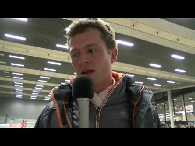 Philip Rüping - nach 365 Tagen wieder in der Olympiahalle