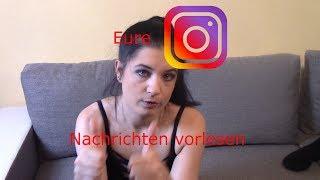 Instagram Nachrichten vorlesen |CaraliaDeluxe
