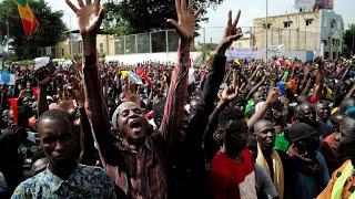 Malian anti-govt protests continue despite president's call for dialogue