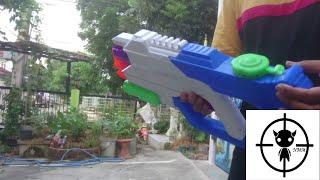 ์[REVIEW] รีวิวปืนฉีดน้ำเนิร์ฟ Nerf supersoaker darffire เตรียมตัวสงกรานต์กันเถอะ!
