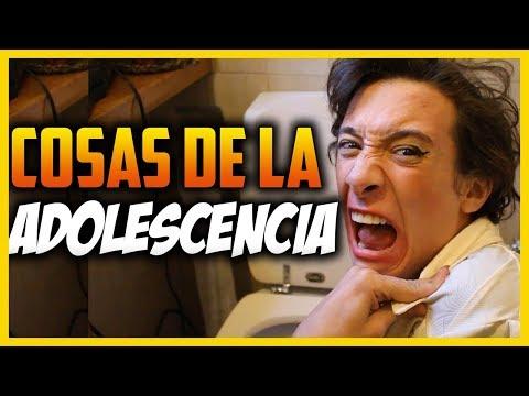 COSAS DE LA ADOLESCENCIA || Lucas Spadafora