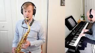The Swan (Saint-Saëns) – Kyle Mechmet, Tenor Saxophone and Casey Rafn, Piano