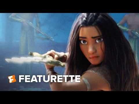 Raya and the Last Dragon Featurette - Crafting Raya (2021) | Movieclips Trailers