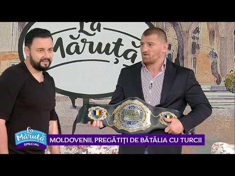 Moldovenii pregatiti de batalia cu turcii