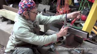 Diy Bandsaw Guide Rails - Video 2 Of 4