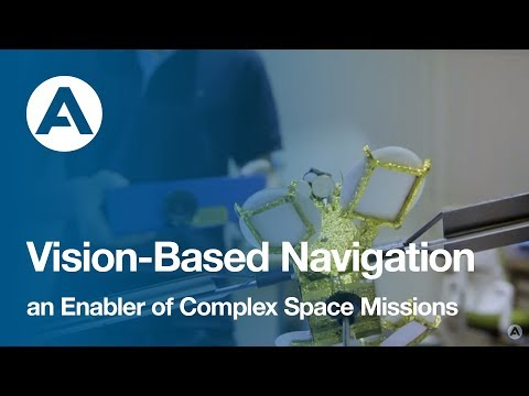 Vision-Based Navigation: an Enabler of Complex Space Missions.