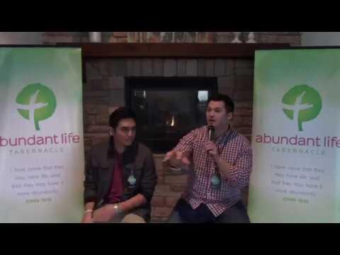 Purpose meets Identity - Saturday Second Interview 4-8-17