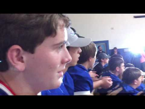 Brother Surprises Brother Before Playoff Game With  Homecoming