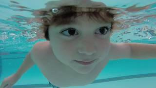Preschool Swimming Skills