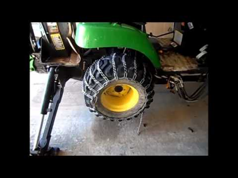 TRACTOR Wheel Spacers YouTube