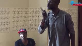 WIRI-WIRI: SANEKH ET LE GROUPE « SOLEIL LEVANT» EN PLEINE RÉPÉTITIONON