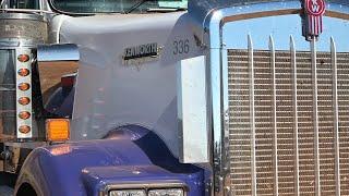 "Trucking "" Its a process"" VLOG"