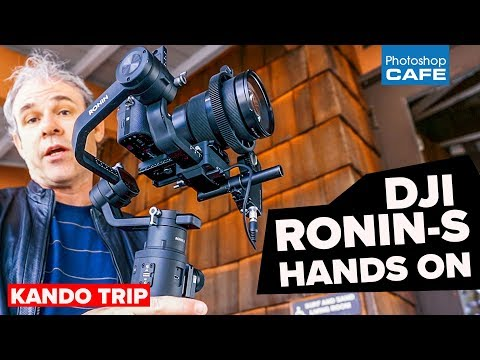 DJI Ronin-S - HANDS ON REVIEW including footage RONIN S Gimbal