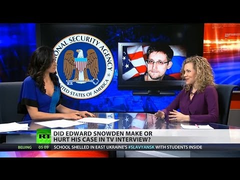Snowden hits back at government attacks in national TV interview