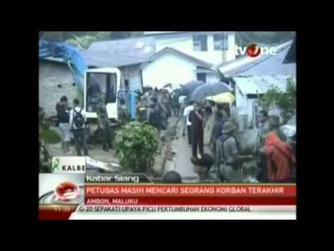 14 dead in Indonesia landslide