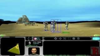 Star Wars Force Commander gameplay