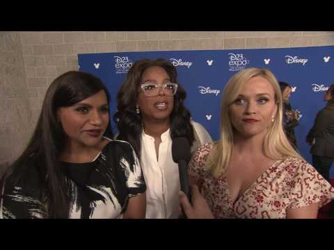 D23 2017 Interviews - A Wrinkle in Time | The Koalition