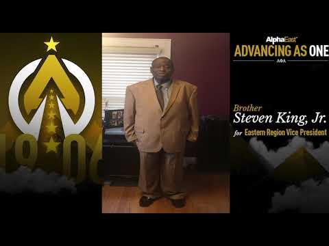 Why Steve - Bro. Robert Ike (Advancing As ONE)