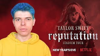 REVIEW - Taylor Swift (reputation Stadium Tour)