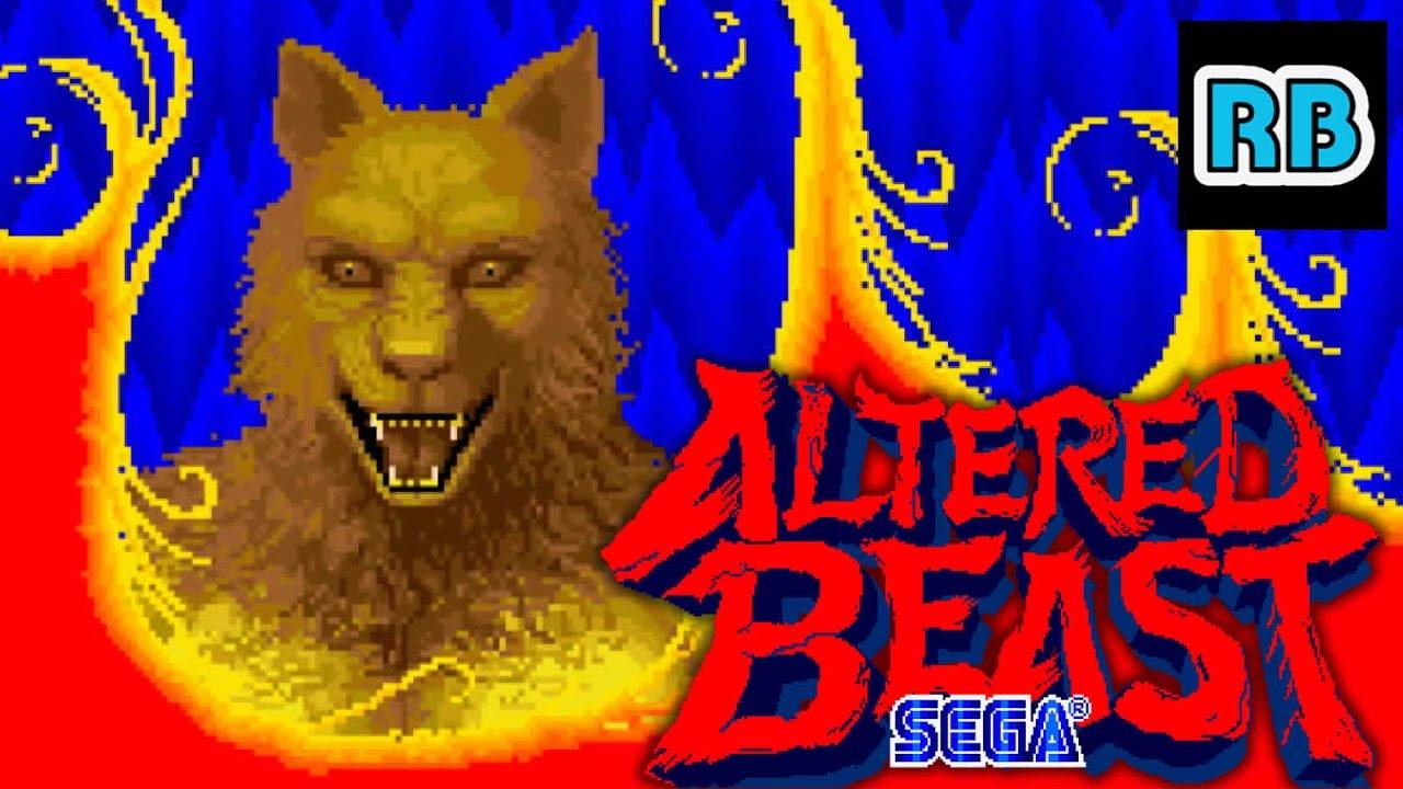 1988 [60fps] Altered Beast 600000pts Hardest NoDamage ALL