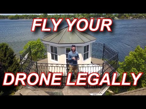 Requesting Permission To Fly My Drone - Super Easy!