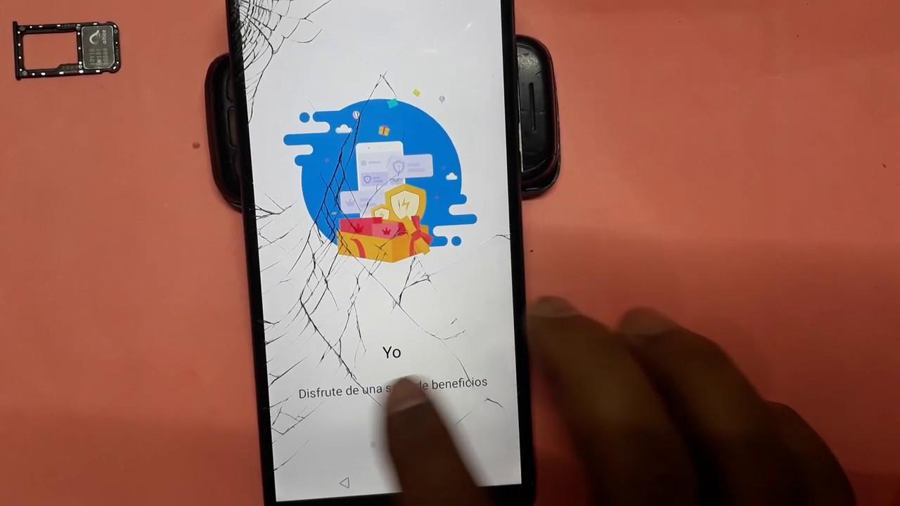 FRP Bypass Huawei Mate 10 Lite RNE-L03 quitar cuenta borrado de cuentabsaltar cuenta -Único Cell