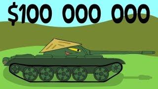 Шаг #5 К 100 000 000$ ~ Type 59
