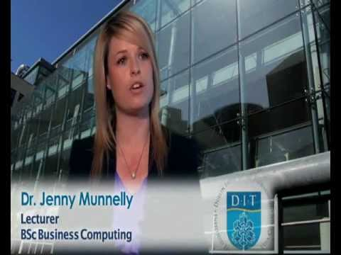 BSc Business Computing DT354 at Dublin Institute of Technology