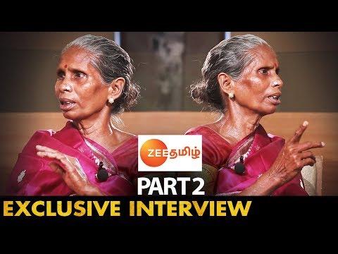 கொட்டுற மழையில் Recording பண்ணினேன் | Rockstar ரமணி பாட்டி Interview | Part 2