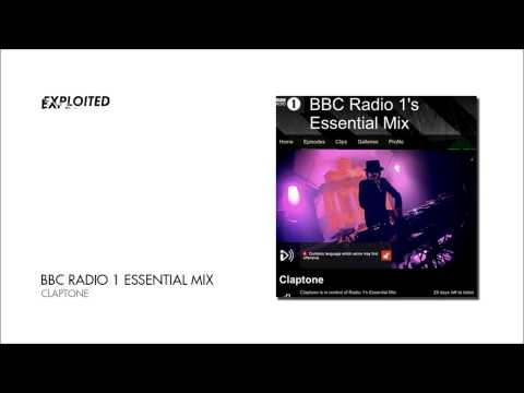 Claptone - Essential Mix BBC Radio 1 | Exploited