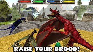 🐲👍Ultimate Dragon Simulator-raise your Family- Симулятор дракона- By Gluten Free Games(Classic)