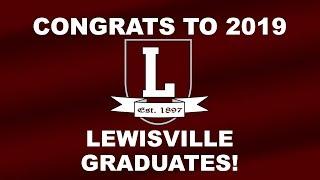 Lewisville HS Graduation 2019