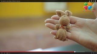 Как сделать куклу-оберег Зайчик-на-пальчик(Зайчик на пальчик это кукла оберег, которая делается из простых материалов кусочка ткани и нитки .Такую..., 2014-03-17T10:05:10.000Z)