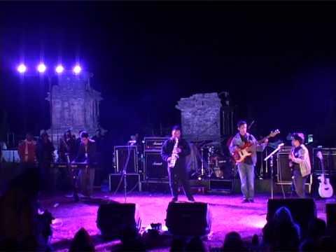 JFU On Jazz Di Atas Awan #1 Dieng Culture Festival 2013