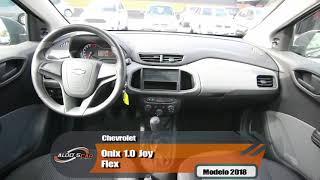 CHEVROLET ONIX 1.0 JOY IMPECÁVEL É AQUI NA ALDO'S CAR MULTIMARCAS